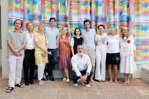 Stephane Danant on the Jury of Design Parade Hyères
