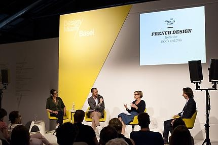 Suzanne Demisch participates in Design Talks at Design Miami/Basel 2012
