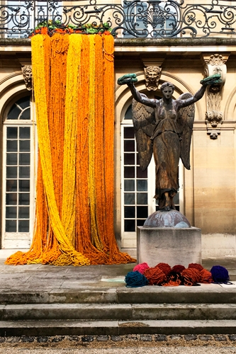 "Sheila Hicks ""Apprentissages"" Multi-site Solo Exhibition. Part Two"