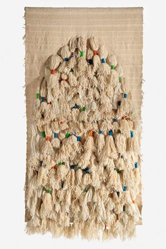 "Sheila Hicks  ""In The Carpet"" Exhibition"