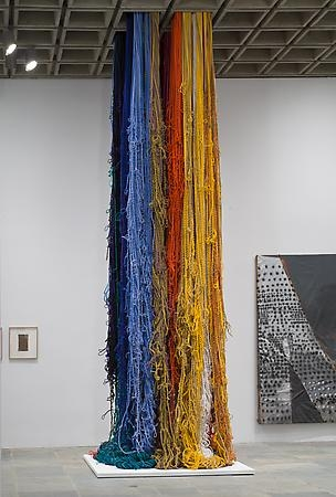 Sheila Hicks Presented at Whitney Biennial 2014