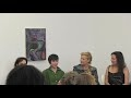 Artists Talk - Delia Brown, Inka Essenhigh and Hilary Harkness