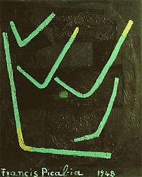 Francis Picabia exhibition reviewed in The New Yorker