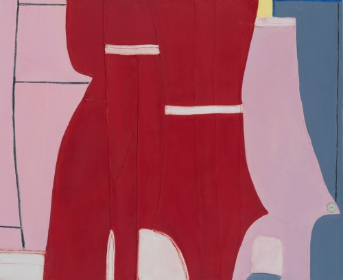 Medrie MacPhee In the Red, 2017