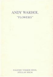 Andy Warhol Flowers