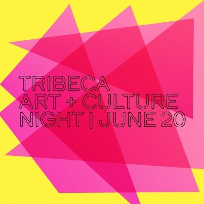 Anita Rogers Gallery Takes Part in Tribeca Art + Culture Night