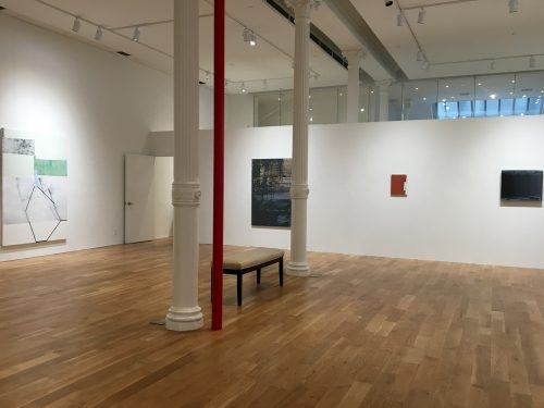 Discourse: Abstract at Anita Rogers Gallery in SoHo, New York