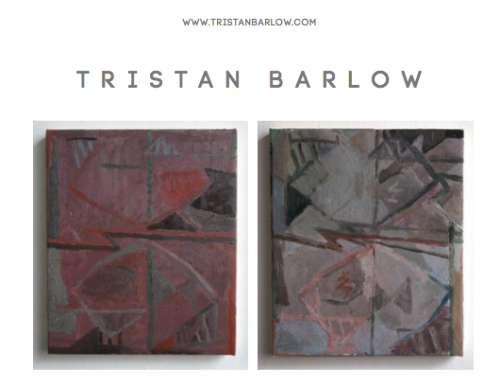 Tristan Barlow Highlighted in Art Maze Mag