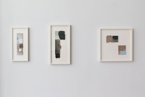 ArtCritical Pick: George Negroponte at Anita Rogers Gallery