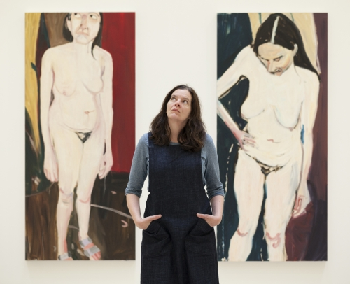 Chantal Joffe biography