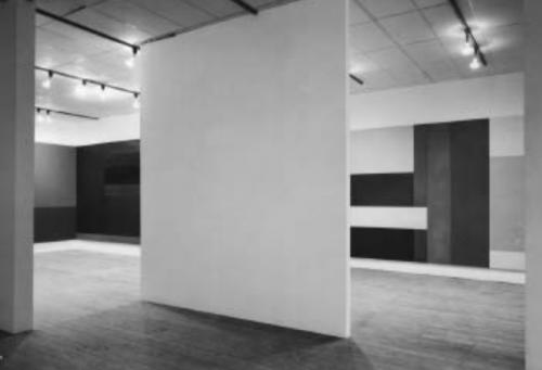 Painting and Patronage: David Novros at the Rothko Chapel