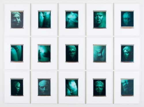 Espectros luminiscentes - Paolo Gioli