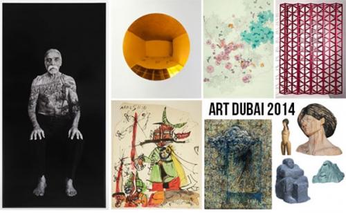 Highlights from Art Dubai 2014