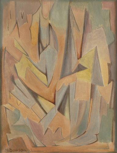 Manierre Dawson (1887-1969) Ascension, 1913