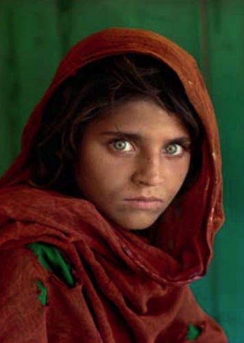 Steve McCurry at Asia Soceity