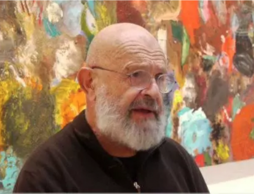 Jim Dine interview with Wanted in Rome