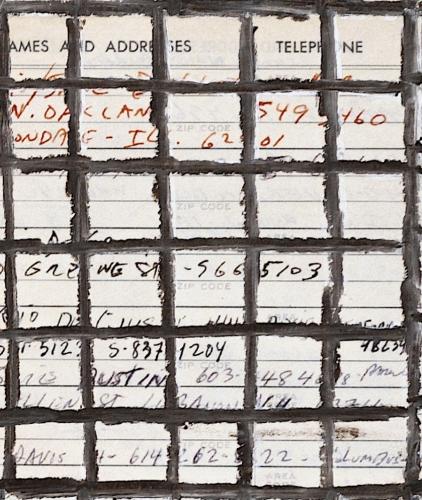 Text 2: Binion DNA Address Book