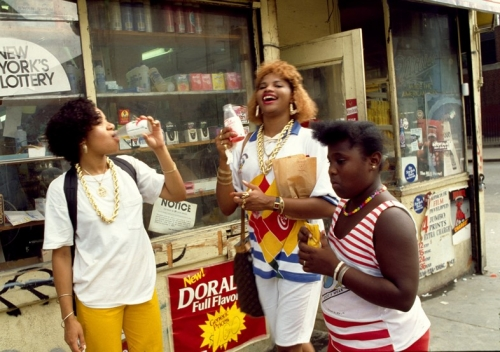 Janette Beckman - The stories behind these candid photos from hip hop's earliest days: Dazed Digital, Text Tracy Kawalik