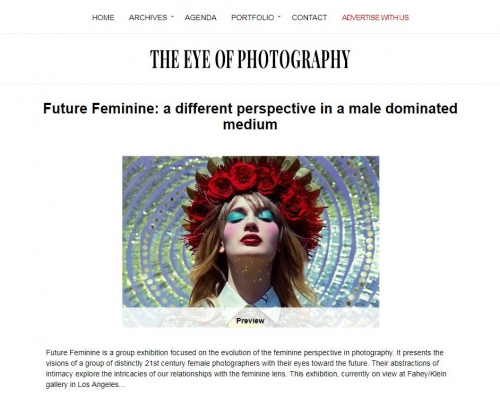 Future Feminine: A different perspective in a male dominated medium - L'Odeil Photographie