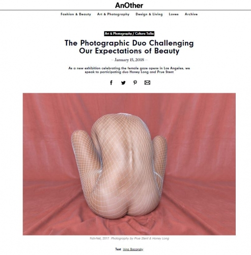 Future Feminine: Art & Photography / Culture Talks The Photographic Duo Challenging Our Expectations of Beauty