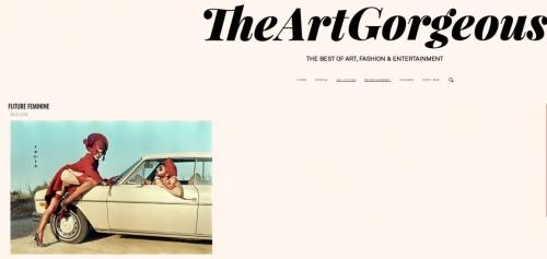 Future Feminine - The Art Gorgeous