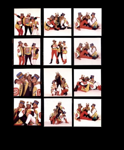 Janette Beckman - The icons of hip-hop and the images that might have been (The San Diego Union Tribune) by Oliver Wang
