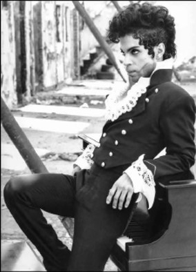 Capturing Prince & His Biggest Moments