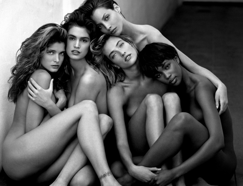 Herb Ritts in Wall Street International