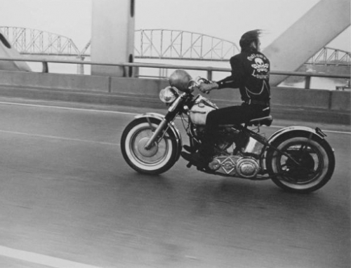 Danny Lyon, The Bikeriders, ATLAS Gallery, London
