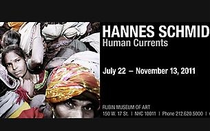 Hannes Schmid: Human Currents at The Rubin Museum of Art