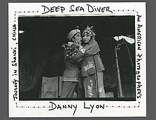 Deep Sea Diver and Memories of Myself