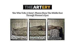 Lalla Essaydi interviewed by The Artery