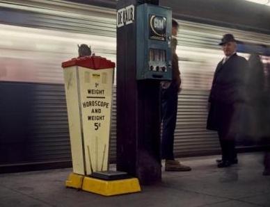 MTA Arts & Design Installs New Photography Exhibit by Danny Lyon