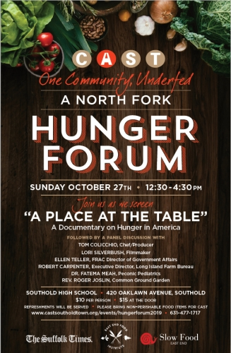 A Hunger Forum