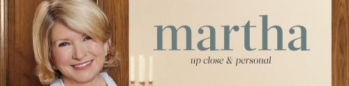 Martha Stewart's blog post