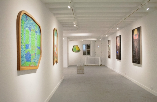 On the Road Series Debut Stuns at Jenkins Johnson Gallery