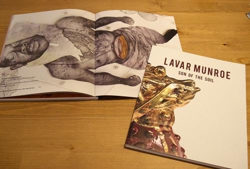 Lavar Munroe Exhibition Catalogue wins the 2019 Florida Print Award