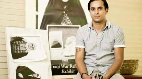 Wesaam Al-Badry receives Dorothea Lange Fellowship
