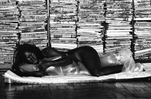 Zanele Muholi Featured in the New Yorker