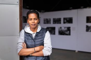 Aida Munuleh talks to Quartz Africa about founding Addis Foto Festival