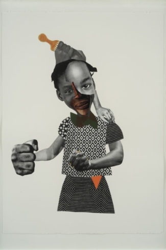 Deborah Roberts: Uninterrupted Reviewed by Mark van Proyen