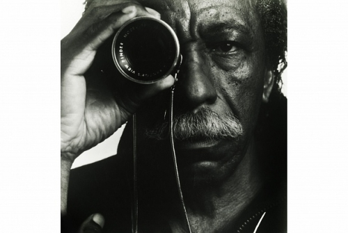 Gordon Parks (Image by Toni Parks)