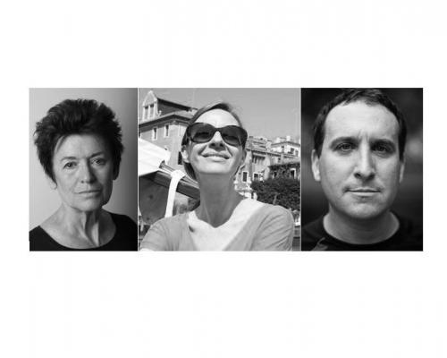Ursula von Rydingsvard, Amanda Gluibizzi, Jason Rosenfeld