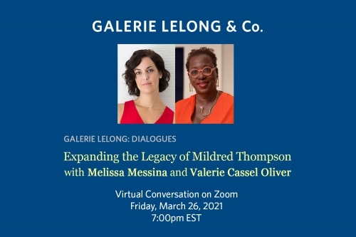 Expanding the Legacy of Mildred Thompson: Part 2