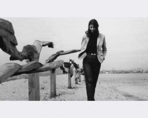 Film still from Ursula Von Rydingsvard: Into Her Own.