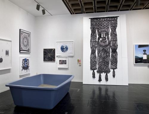 Amanda Ross-Ho at The 2008 California Biennial