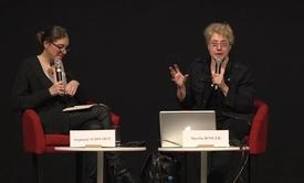 Martha Rosler Interview at Paris Photo