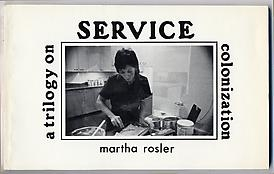 Martha Rosler Book Launch