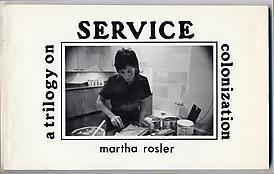 Martha Rosler Book Launch