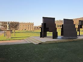 Anthony Caro at Chatsworth